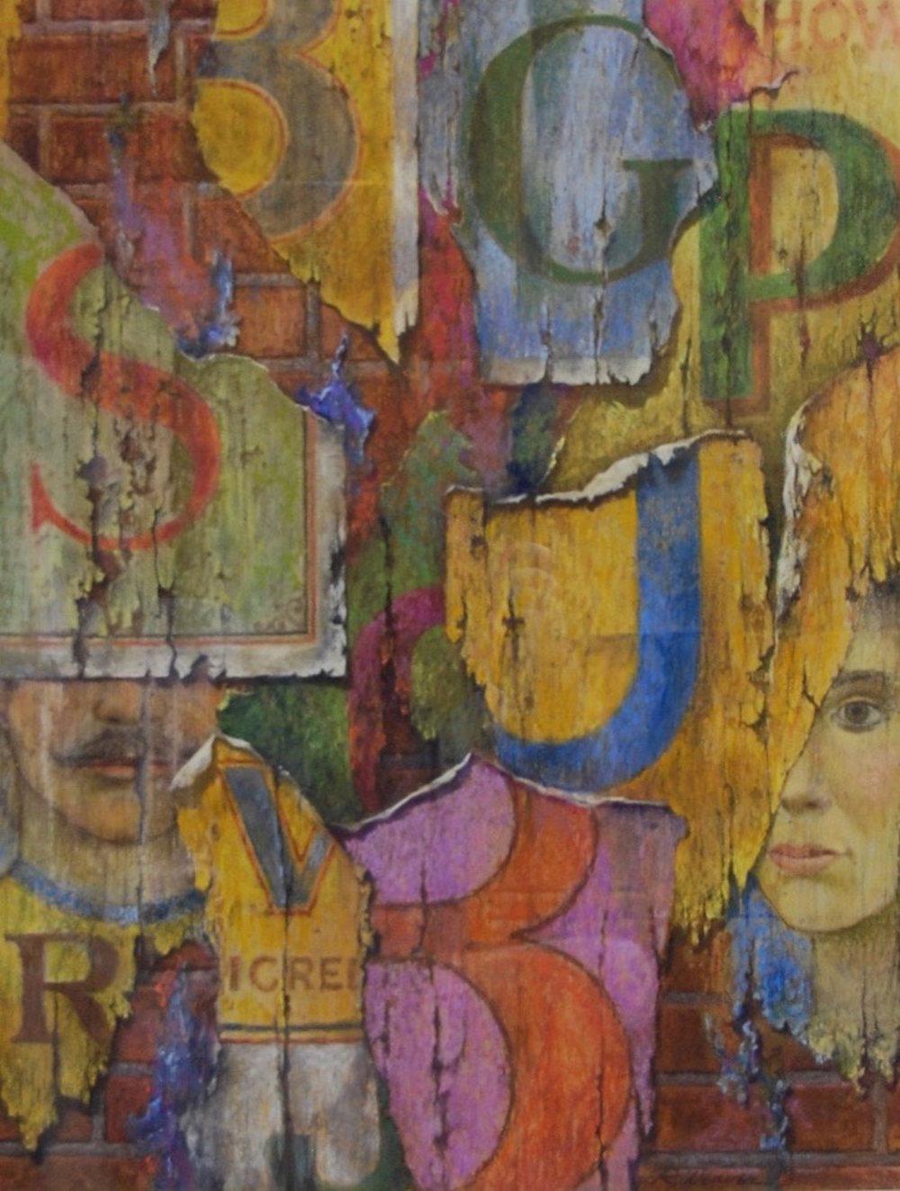 """""""Circus Paper"""" 1980"""