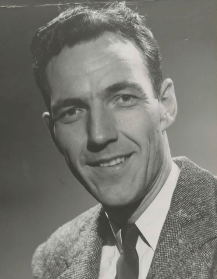 Robert Edward Weaver c. 1950