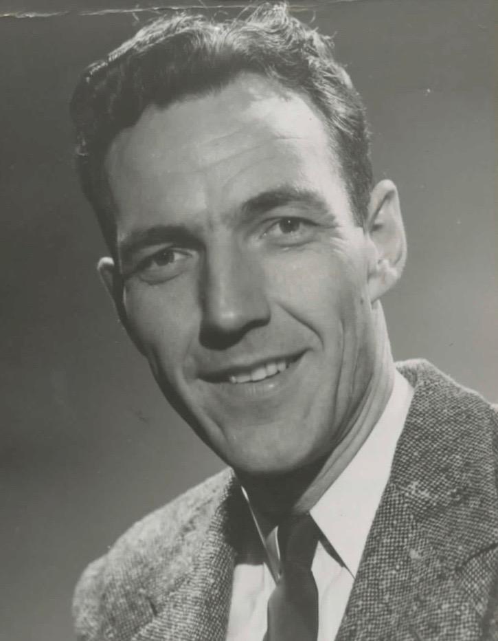 Robert Edward Weaver c. 1950