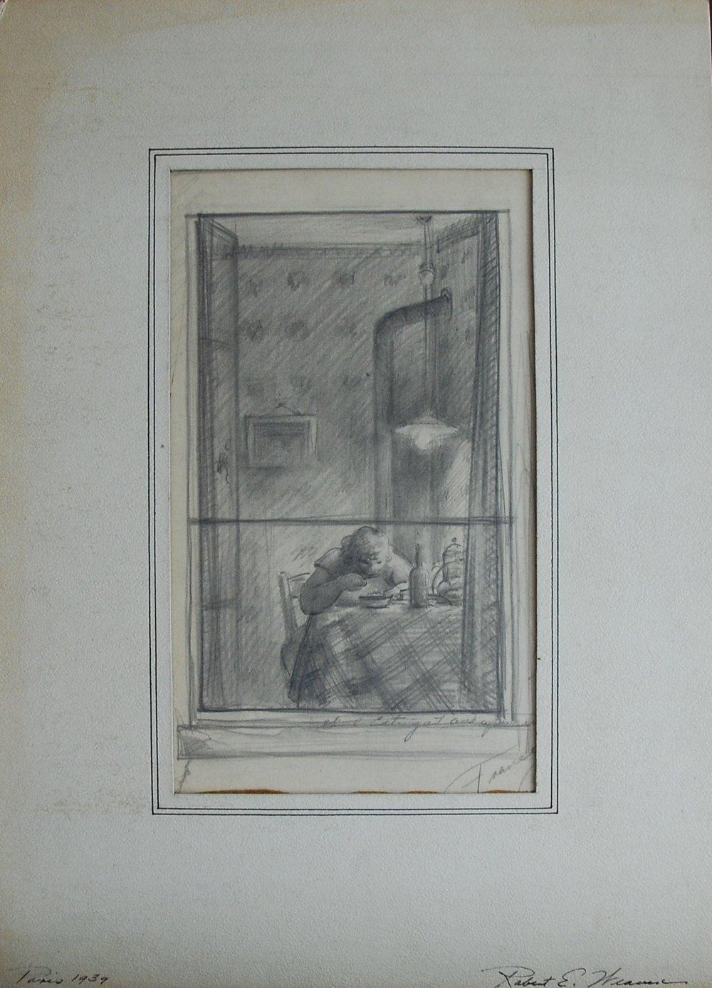 Paris Window, 1939*