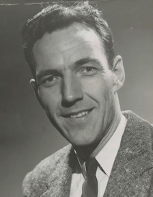Robert Edward Weaver, about 1950