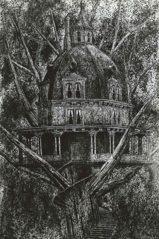 """""""Dwelling"""" c. 1967"""