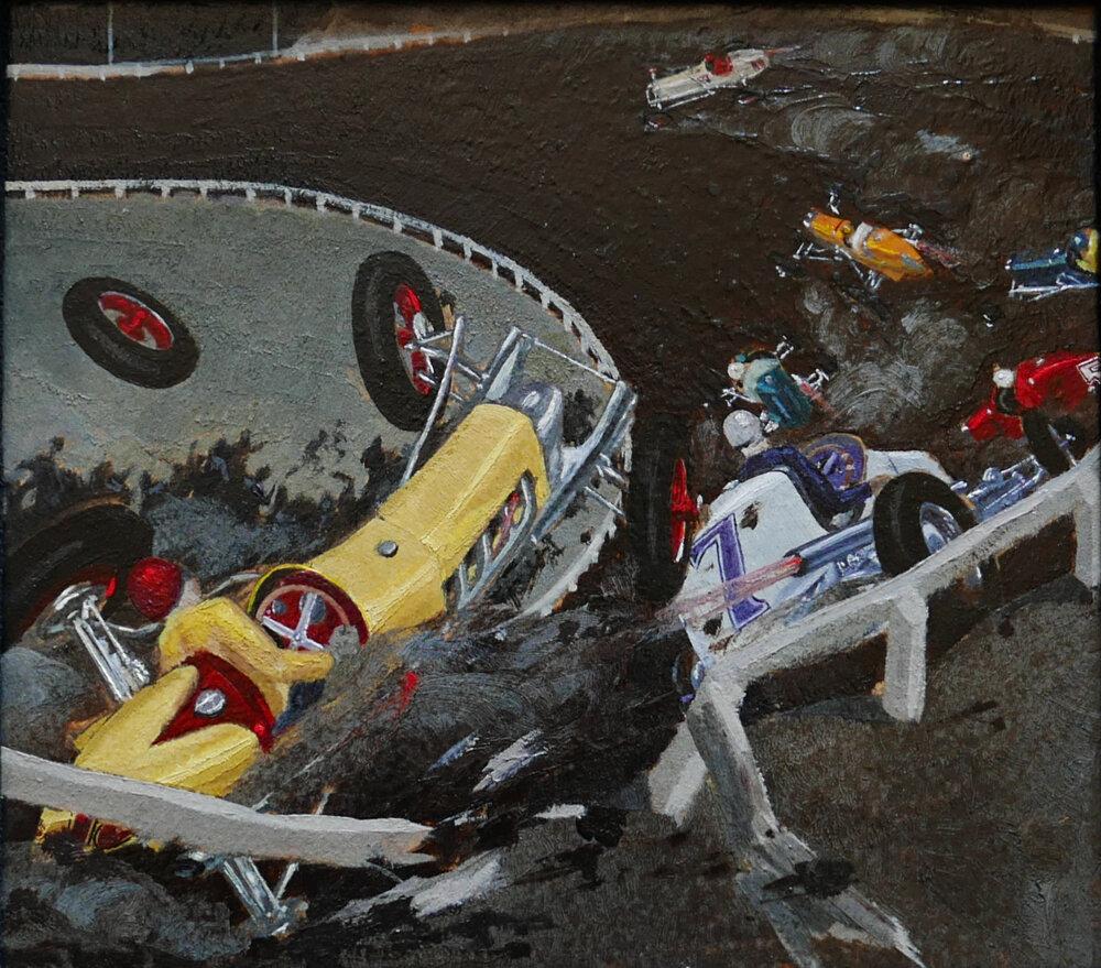 """Crash"" c. 1930"