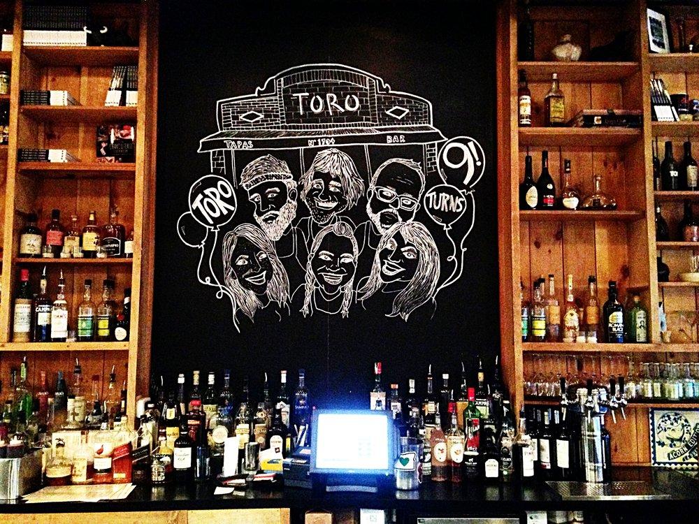 Toro, Boston
