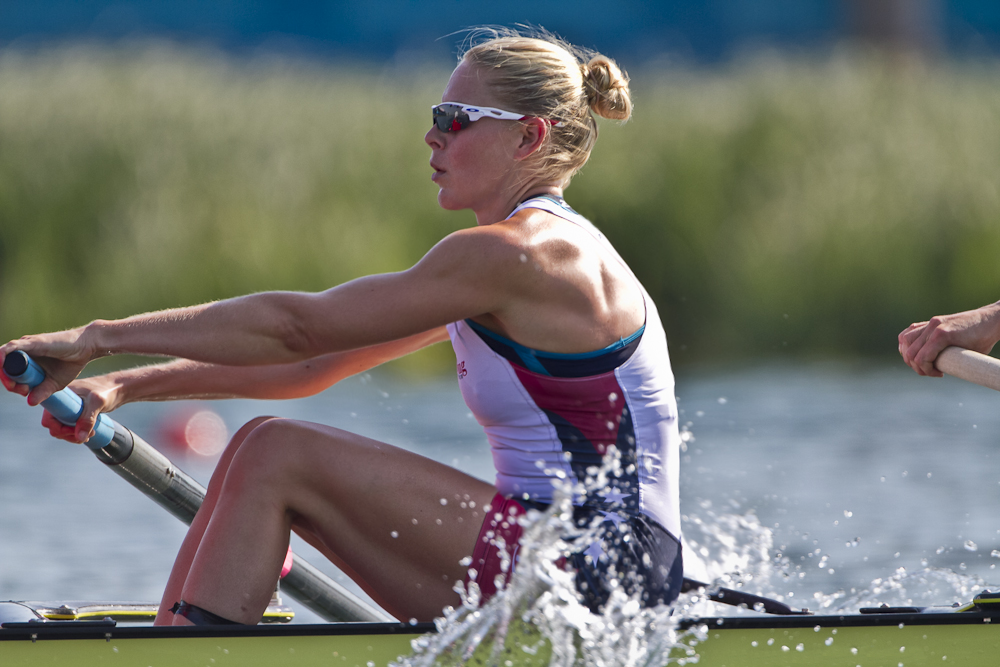 Esther Lofgren US 2012 London Olympics W8+ GOLD