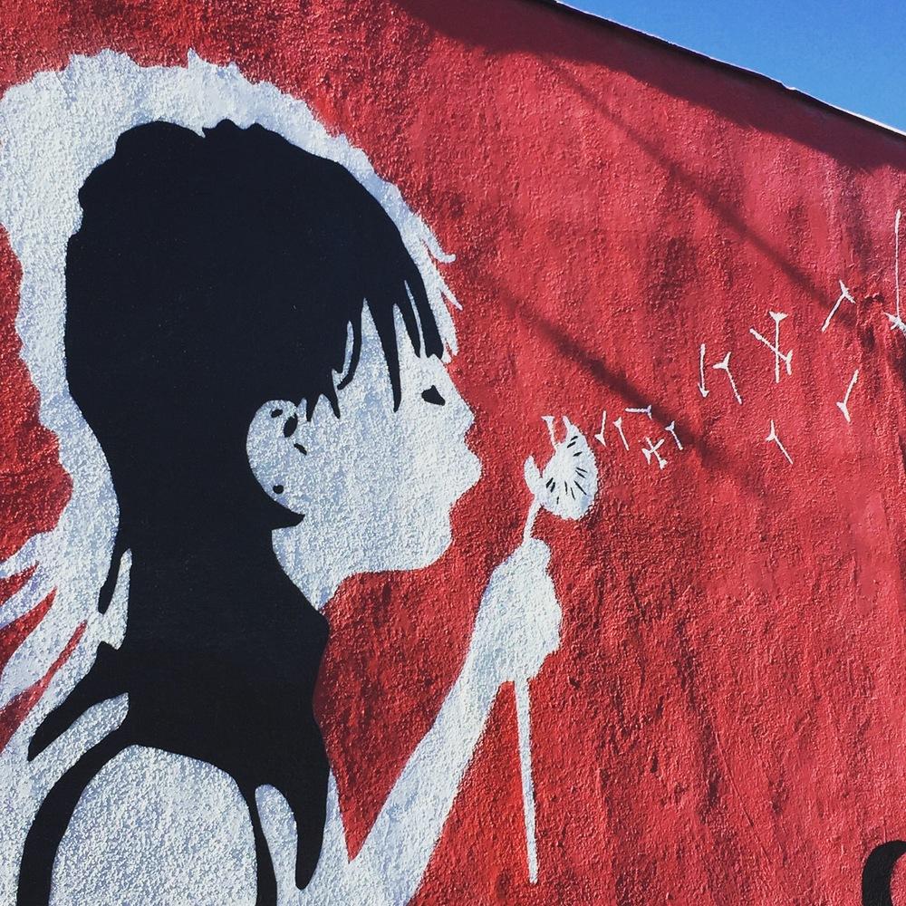 Ruben Rojas Mural - Beautify Earth