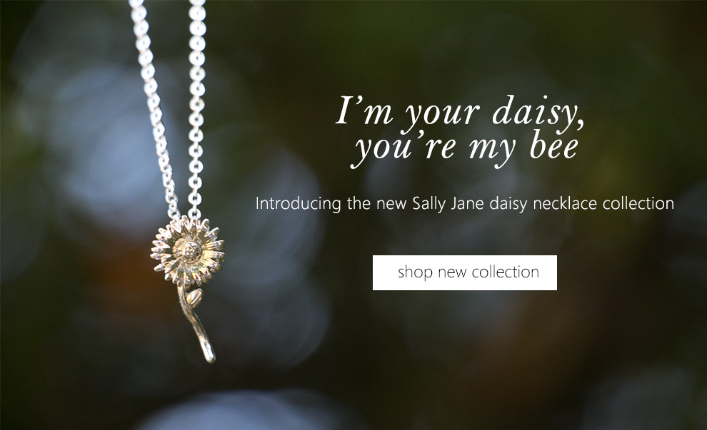 NEW! Daisy Necklace Collection