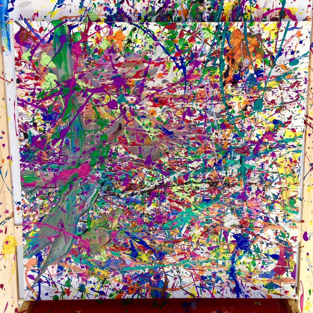 Wednesday, May 30  - Action Painting Booth2:00 pm - 6:00 pm$8 members / $12 non-membersWant to throw paint like Jackson Pollock?  This is your chance!  We'll have a booth set up for throwing, flinging and splattering paint.  Price includes a 12