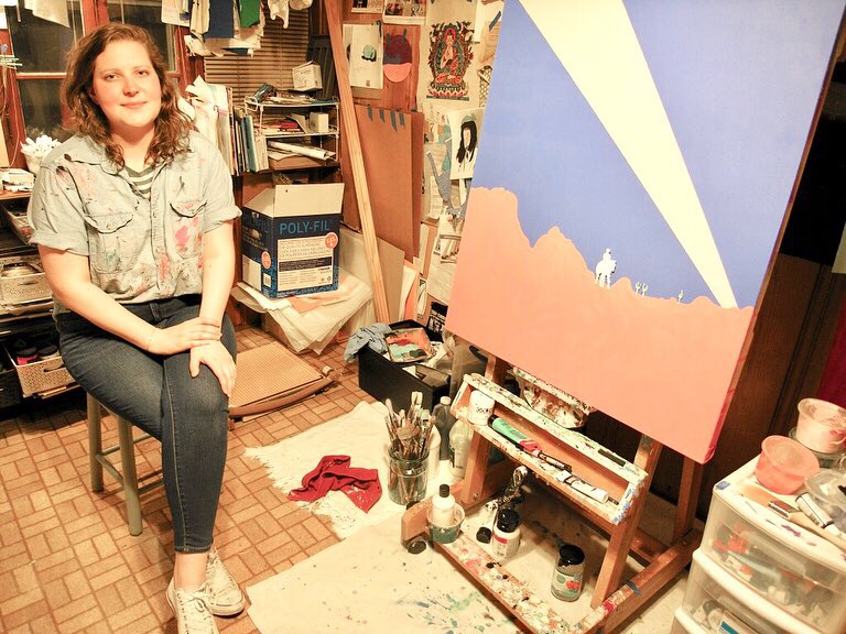 Grace Porter   Grace Porter is Store Manager at the Art Project. She received her BA in Art in 2015 from Rhodes College. Grace has had various jobs in the Memphis arts community, including assisting and interning with Anna Wunderlich Art Consultation and studio assistant jobs with local artists Erin Harmon, Maysey Craddock, Ben Butler, Suzanne Henley, and Betsy Brackin. Grace has also had numerous experiences in art education, such as assisting at Flicker Street Studio and a Teaching Assistant position at Memphis College of Art's Summer Art Camp. She has also spent two summers in Southern California working as a Youth Counselor at the prestigious arts camp, Idyllwild Arts Summer Program. Grace left the Art Project for a year to work as a pre-school teacher at Temple Israel's Barbara K. Lipman Early Learning Center. She loves being back!  Grace is also a practicing artist; check out her   Website   and   Instagram  .