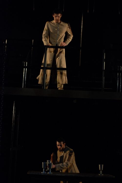 Cassius, Othello (dir Michael McQuilken)