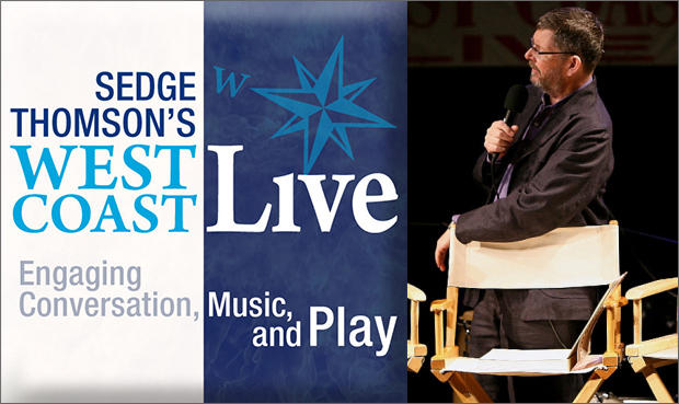 We are thrilled to go back to   West Coast Live   in support of our second album! WCL is nationally syndicated radio show from SF which features interviews with world-renowned authors and cultural figures along with performances by musicians, comedians and other entertainers. This is our 3rd time playing on the show and we are 3 times more excited about it!   Stream the show this Saturday (Mar, 26) at 10am, PDT,  here !