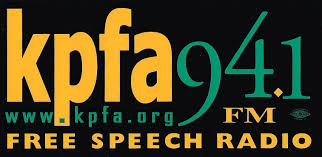 Thanks for playing our music this morning KPFA!  Listen here (go to around 40:00 mark)