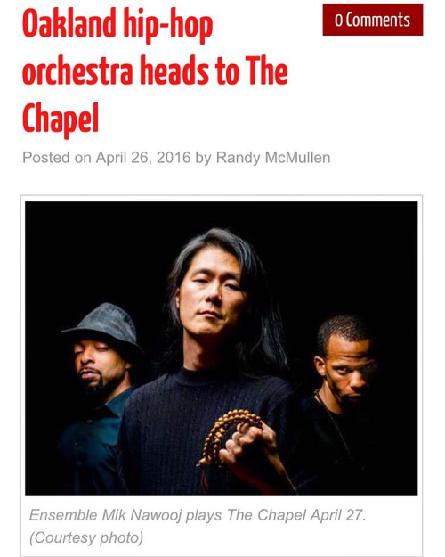 Thank you Mercury News! Read & share!