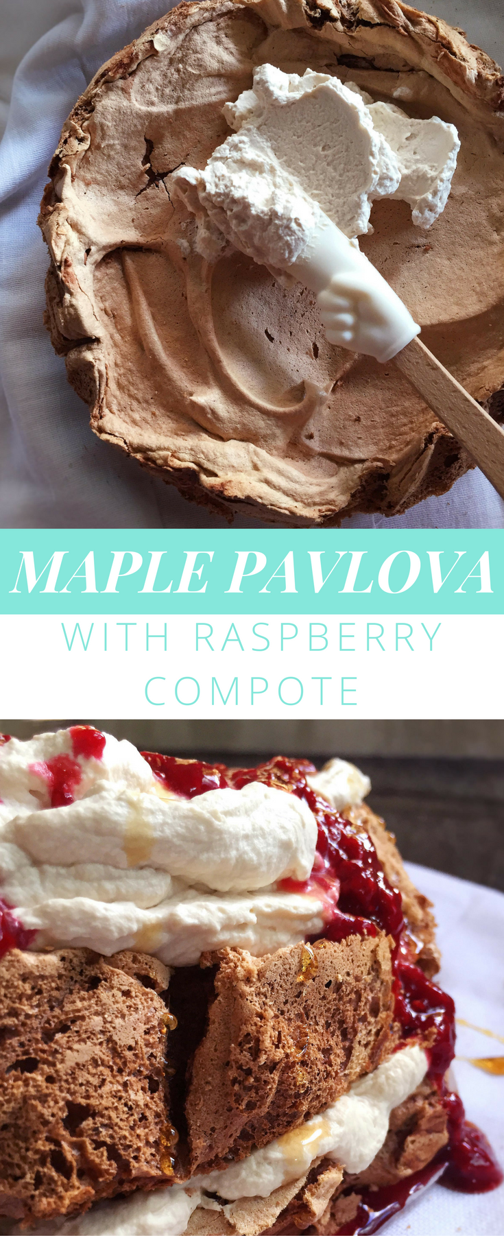 maple-brown-sugar-pavlova-pinterest