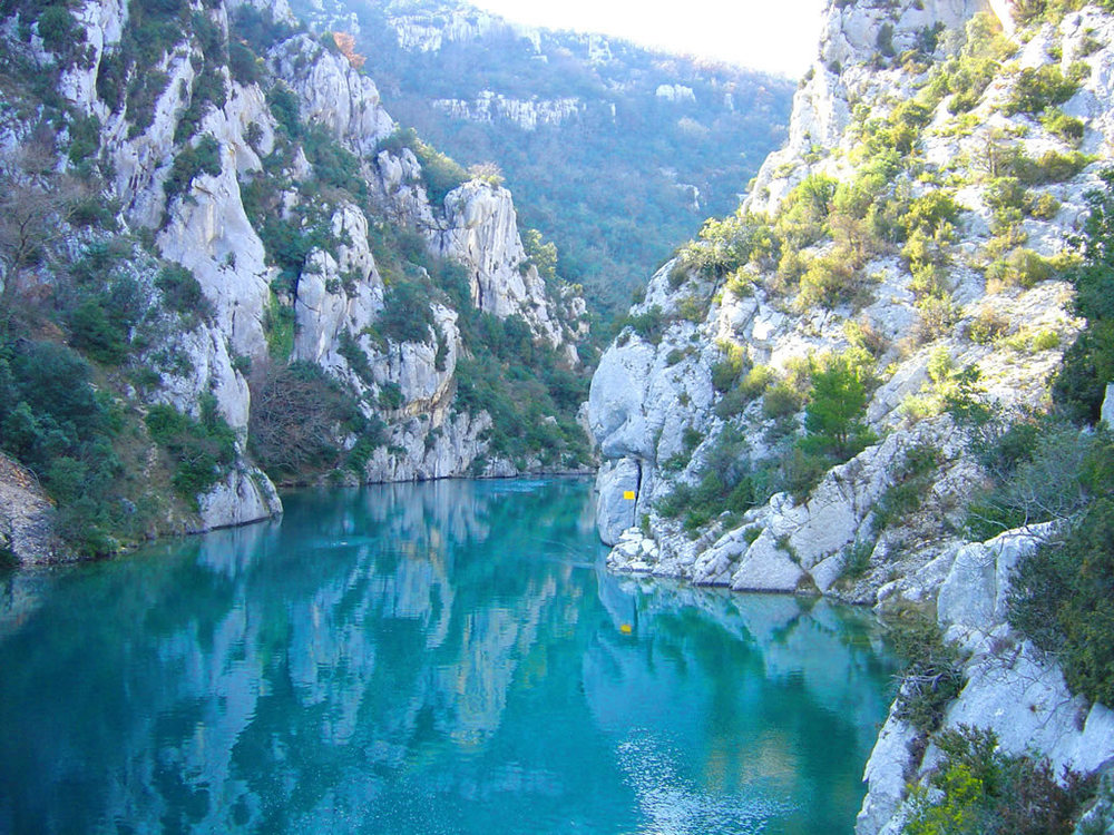 Photo from Google  / Gorges du Verdon