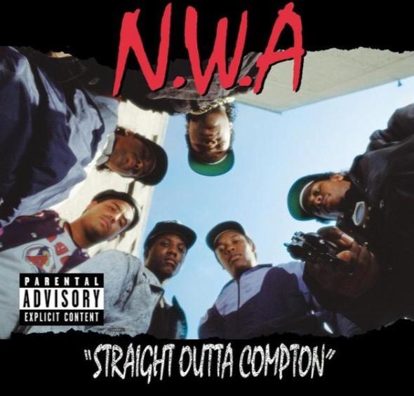 Gangsta Gangsta - NWA