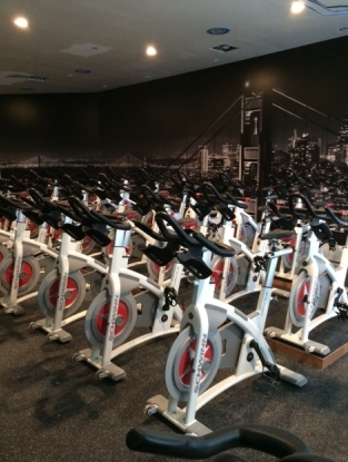 State-of-the art Stationary Bikes