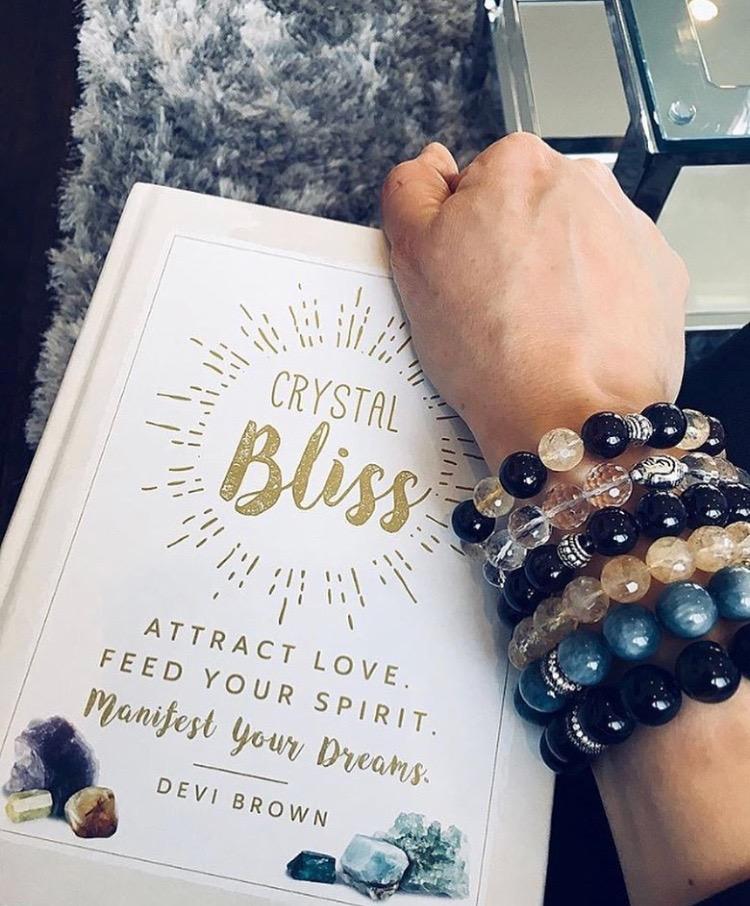 Crystal Bliss, Simon & Schuster