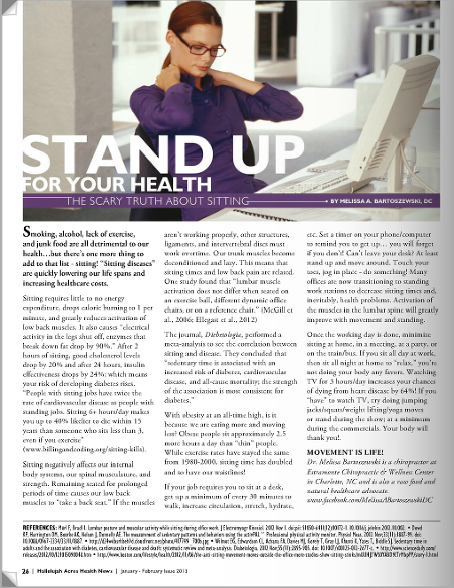 Hallelujah Acres Health News Magazine: Stand Up for your Health