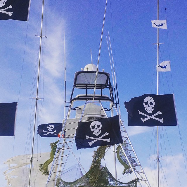 Pirate Season is right around the corner! Register your team online today at www.gofishtx.com #fishtwat #TWAT2015 #pirates