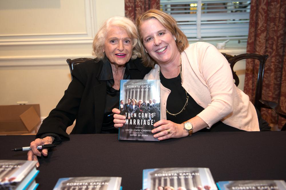 Edie Windsor & Roberta Kaplan