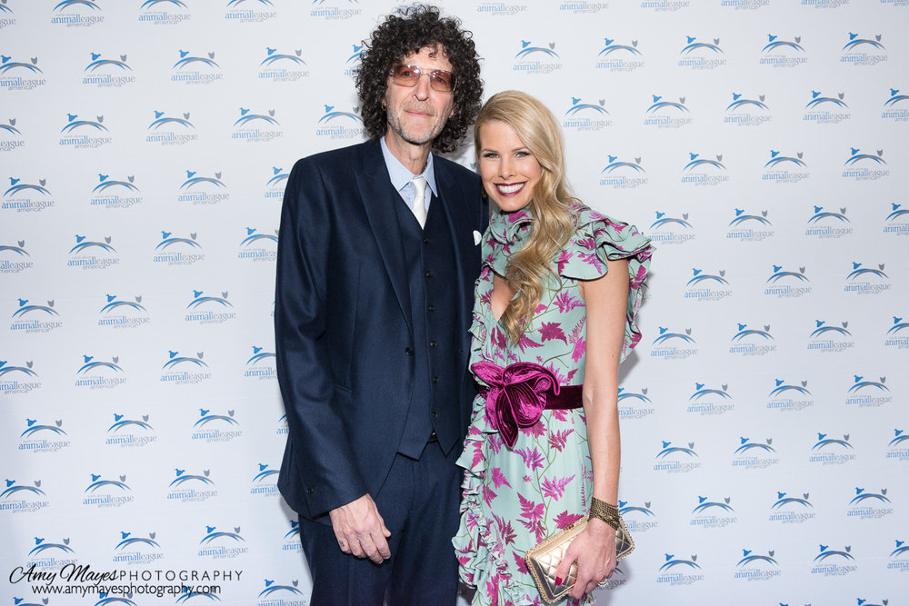 Howard Stern & Beth Stern