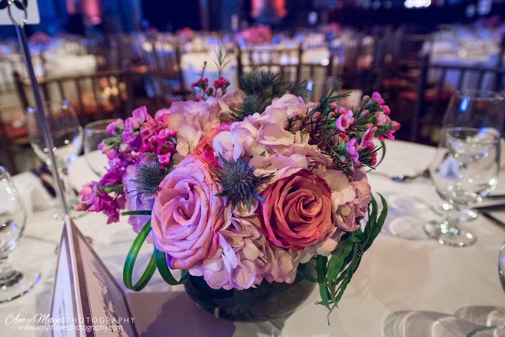 Flowers by Louis Gagliano of  la Fleur d'Harlem .