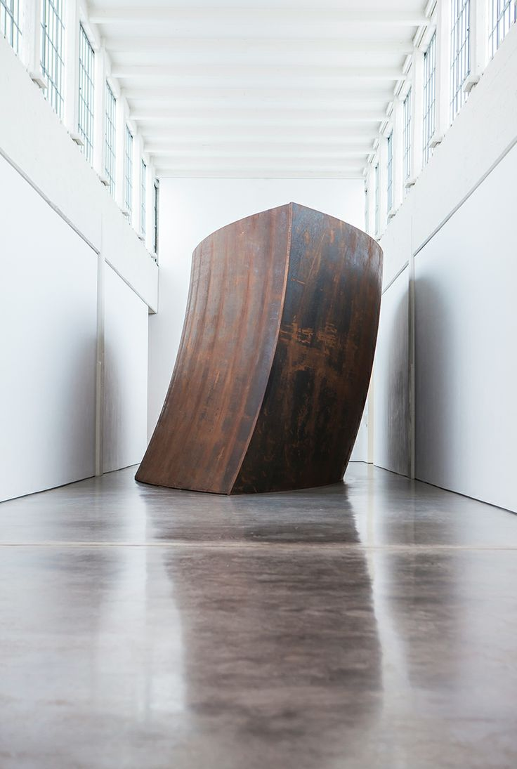 Richard Serra at Dia:Beacon