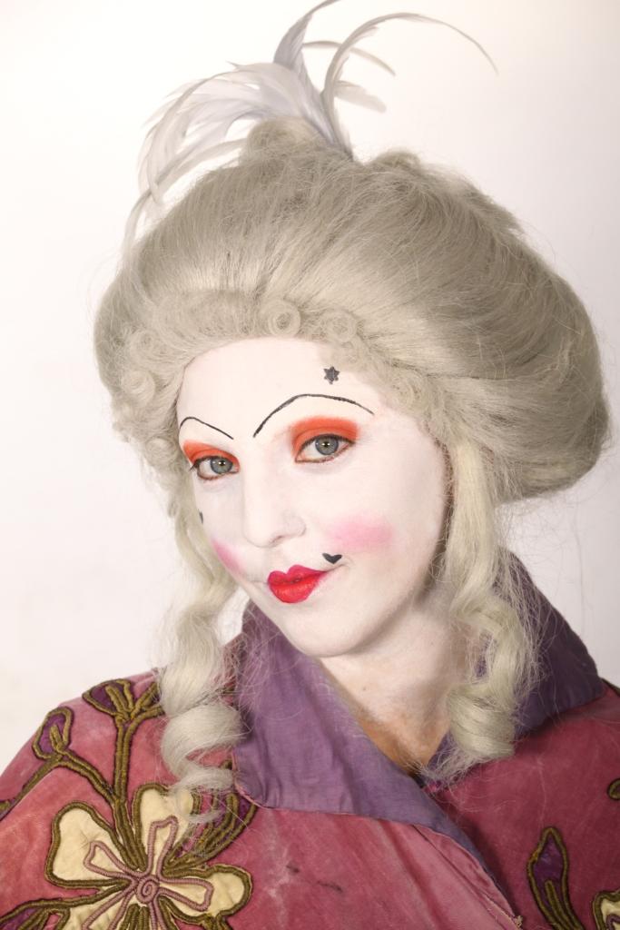 Restoration makeup
