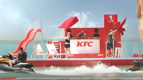 KFC for Ogilvy  Twin Cities   Greatest Ever