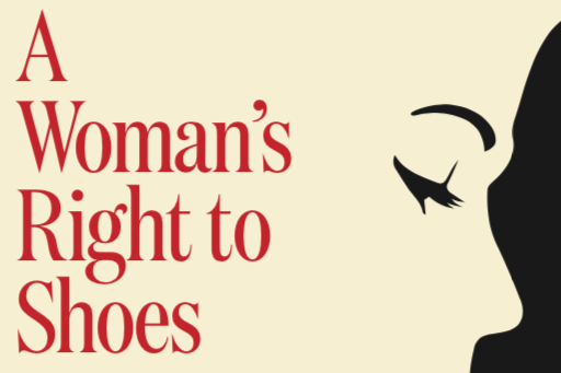 A WOMAN'S RIGHT TO SHOES