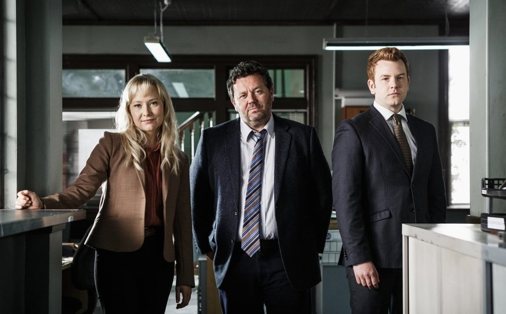 BROKENWOOD MYSTERIES SERIES 2