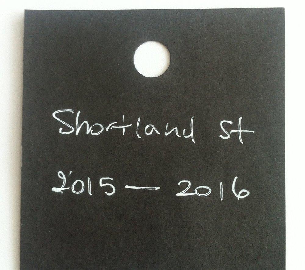 SHORTLAND STREET 2015 -2016