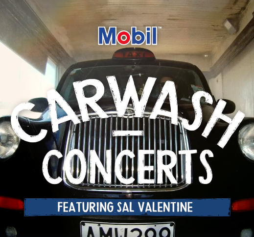 MOBIL NEW ZEALAND  Carwash Concerts Sal Valentine     Just Another Lover