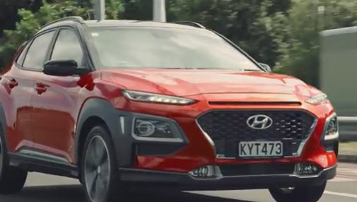 HYUNDAI NZ  Kona TVC Campaign Andrew Keoghan  No Simple Doll