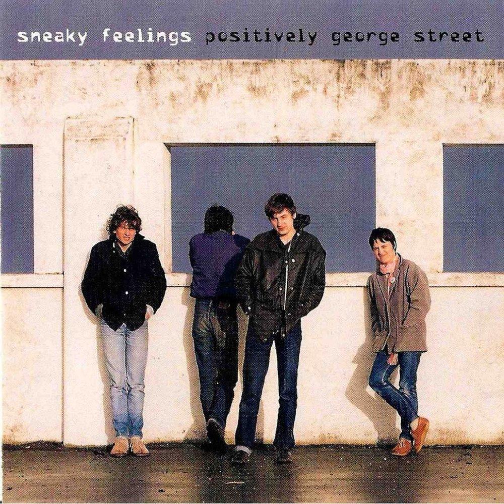 SneakyFeelings_AlbumCover_PositivelyGeorgeStreet.jpg