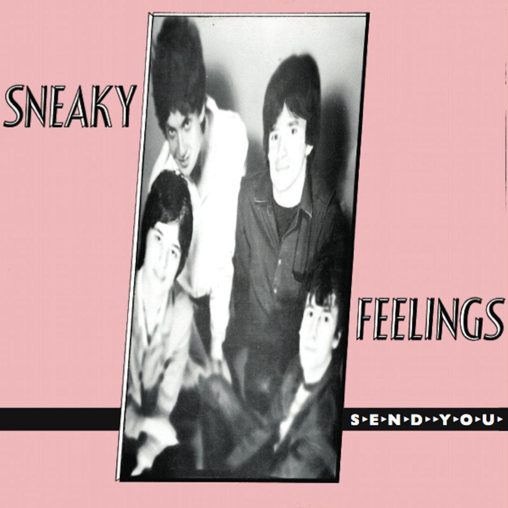 SneakyFeelings_AlbumCover_SendYou.jpg