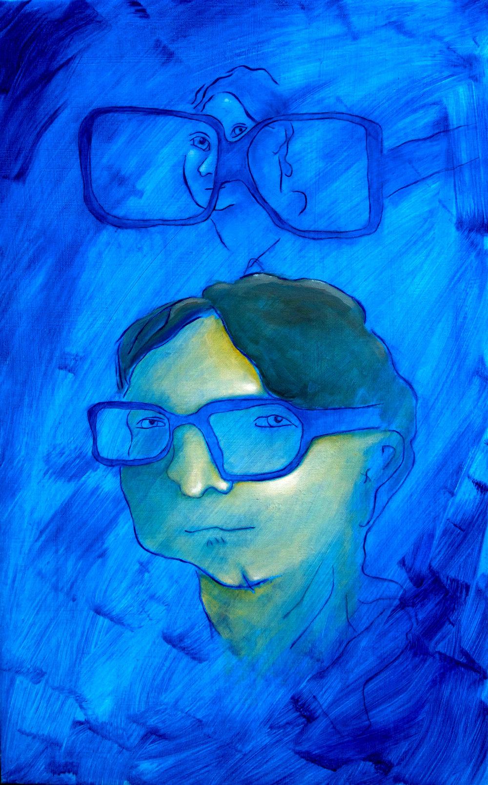 Shaman (Portrait of Shane Guffogg)