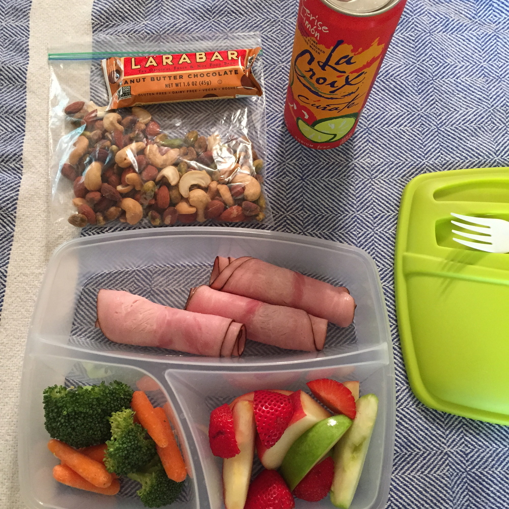 Been trying some new healthy meals for the hubbs each day. Putting together a post about that soon! Do you pack lunch for your husband? I welcome any new creative ideas!!