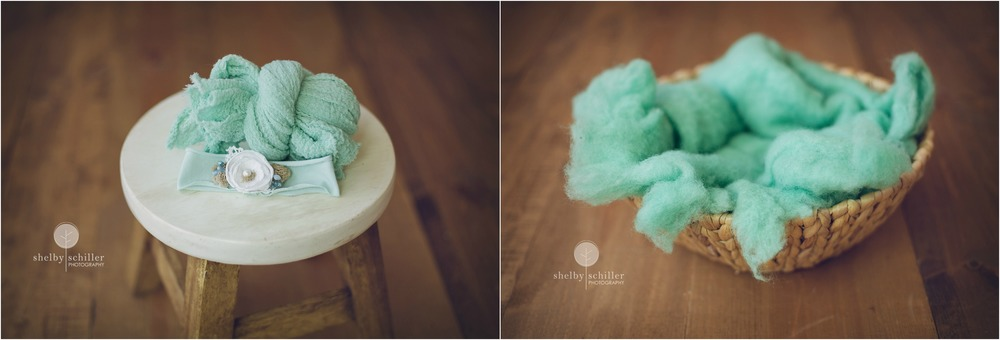 mint-colored-wool-fluff-wraps-and-headband