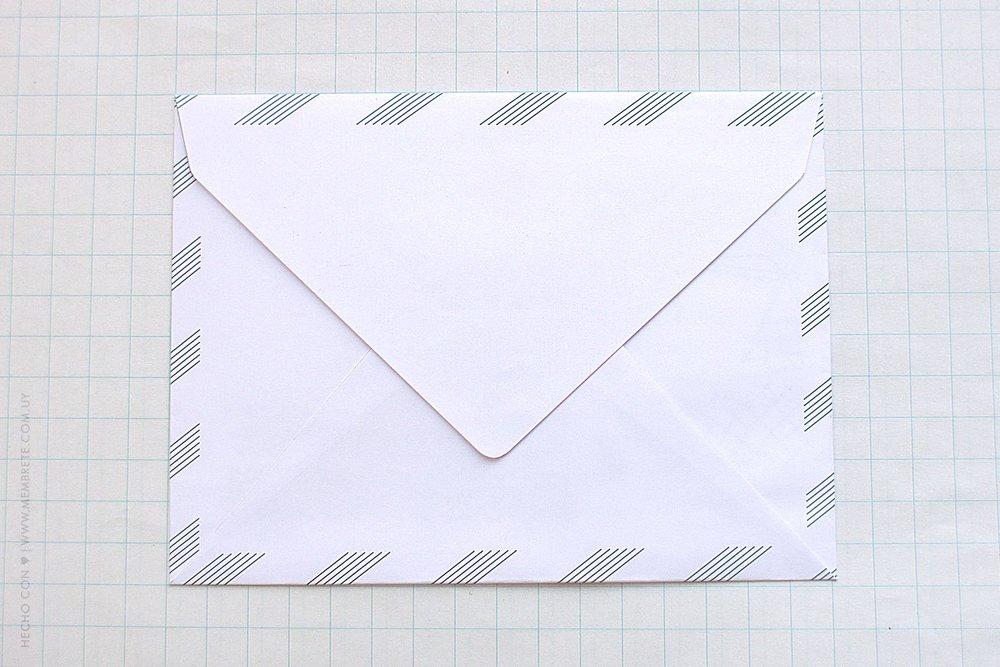 Lorenzo & Nadine ♥ Membrete | Invitaciones en papel | www.membrete.com.uy
