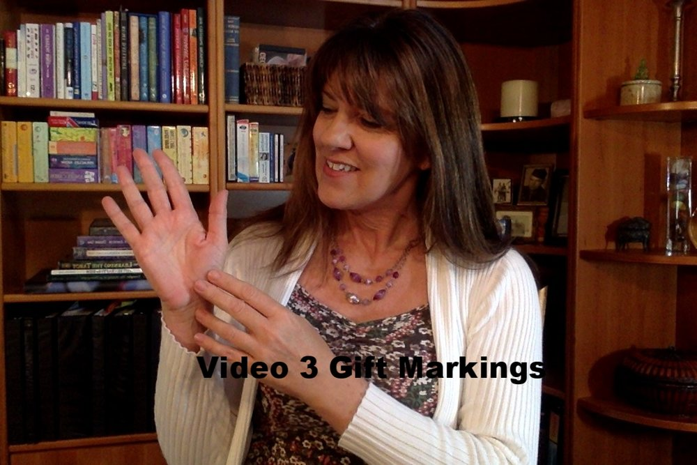 Video 3 Gift Markings in the Hands