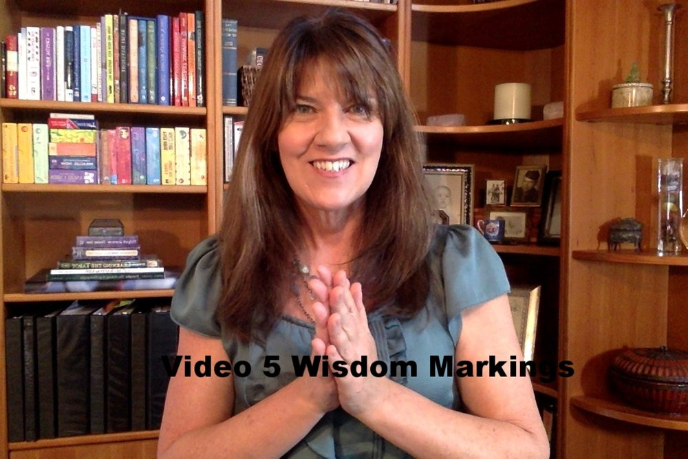 Video 5 Wisdom Markings in the Hands