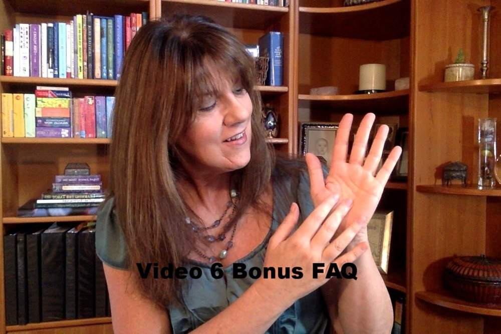 Video 6 Bonus FAQ