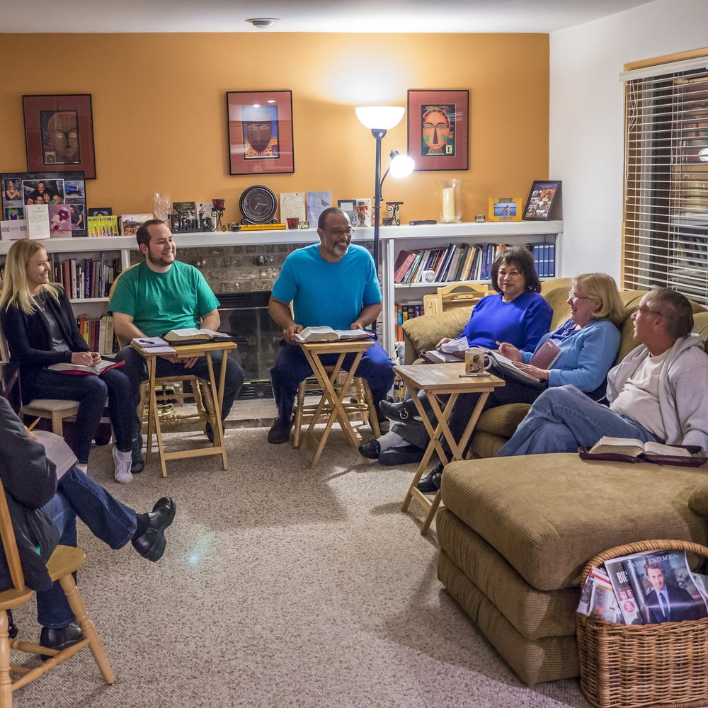 LIFE GROUPS Pastor Steve Grieme