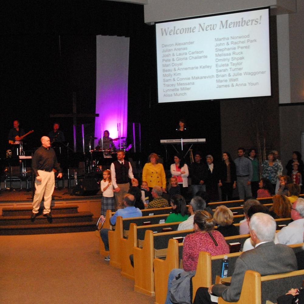 FOUNDATIONS CLASS Pastor Jeff Moorehead