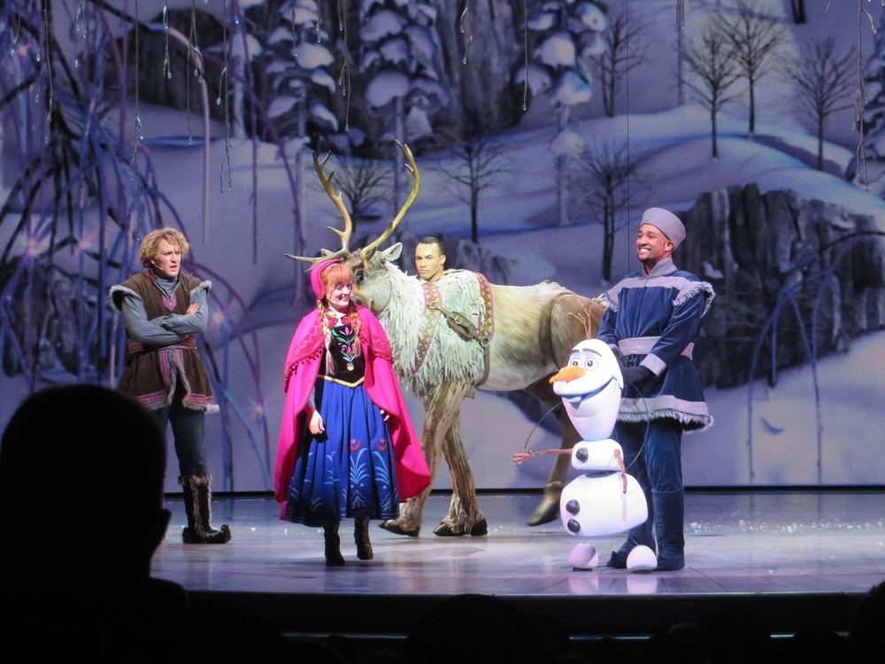 Frozen Live at the Hyperion