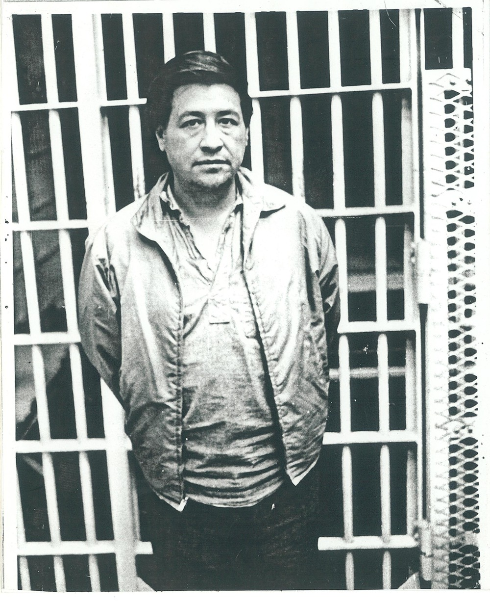 Cesar Chavez was incarcerated ...