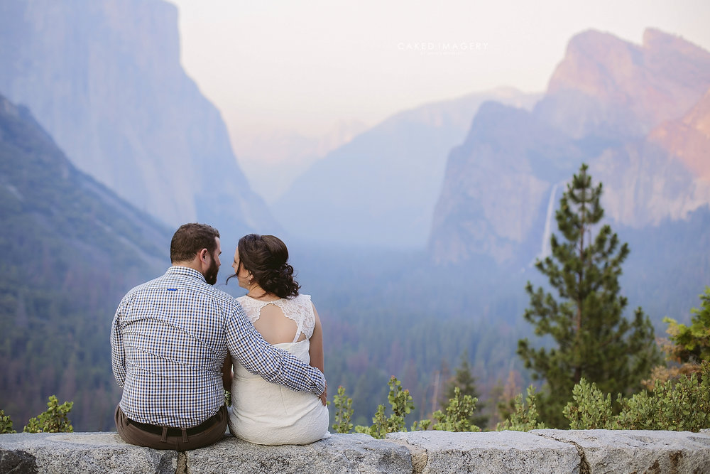 INTIMATE I DOS & YOSEMITE ELOPEMENTS