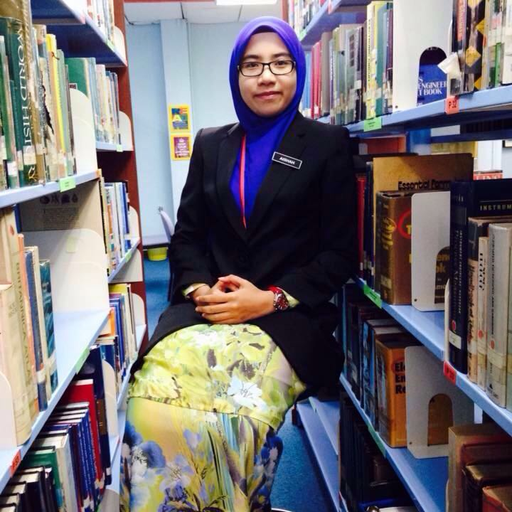 Siti Aishah binti Fauzi. 24 YO. 1 year experience. Part time tutor / Research assistant   1) Attitude - good. Quality of teaching - satisfactory 2) he is good; we like her.  3) She seems ok both attitude wise n in her teaching.  4)  So far i think ok..attitude also no problem